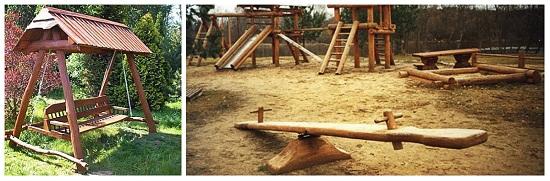Сделать детскую площадку из подручных материалов фото 77