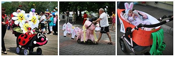 Тюнинг детского транспортного  средства