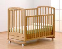 детская кроватка реставрация
