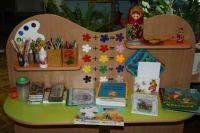 Оформляем уголок изо в детском саду своими руками фото
