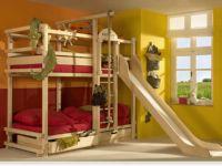 двухъярусные кровати для уголка школьника