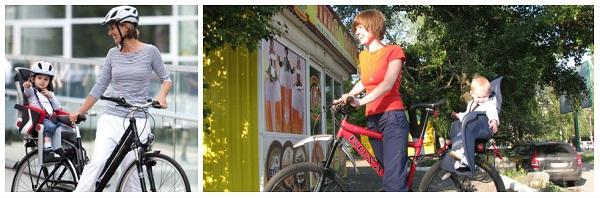 Дети и велосипеды